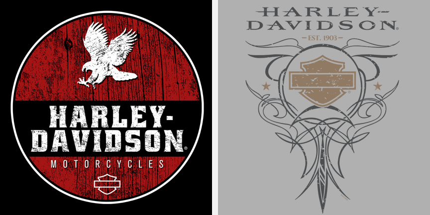 Harley Davidson Mc Dcay Graphic Design Amp Illustration