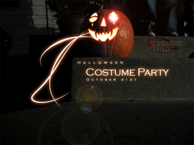 costume party flyer zachary conley