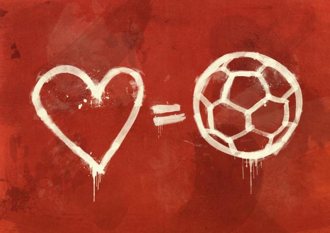 love football puma