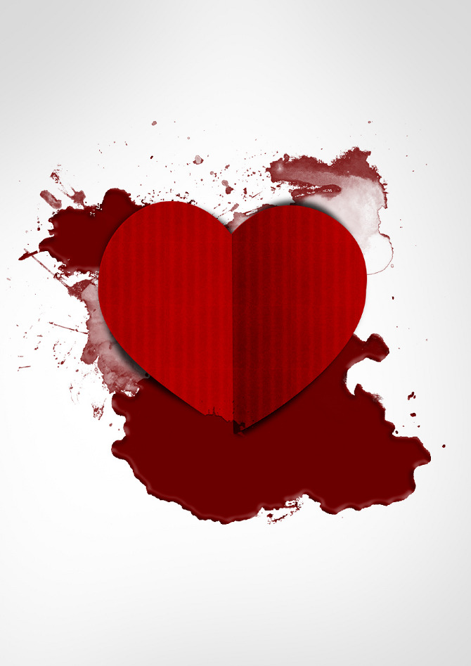 heartblood Broken heart