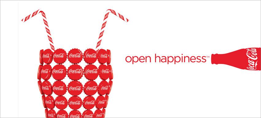 Coke Open Happiness Patty Orlando