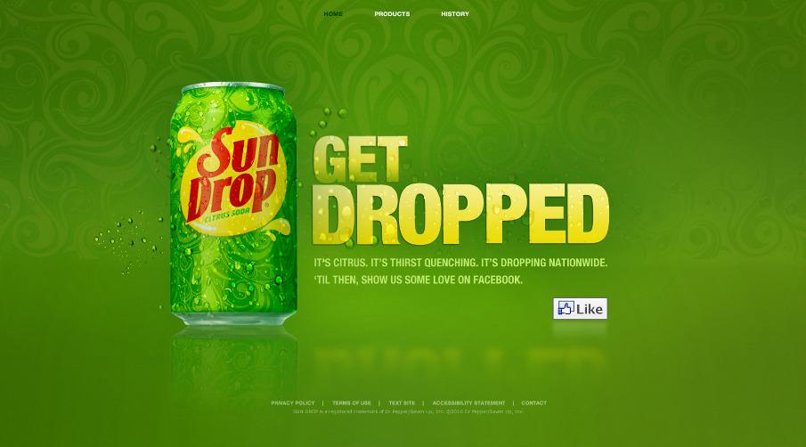 sun drop