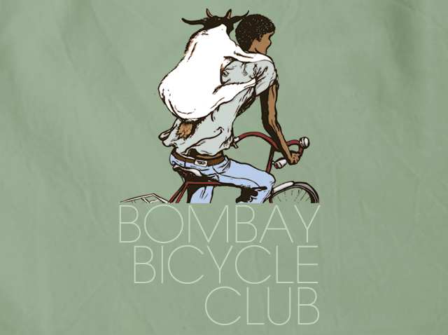 Bombay Bicycle Club Logo Bombay Bicycle Club Claire