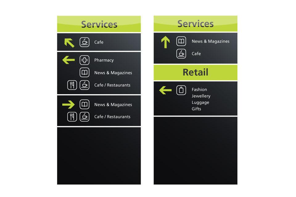 Retail Wayfinding Area10 Studio
