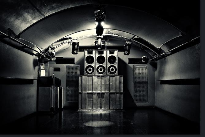The end photography portfolio for London club este