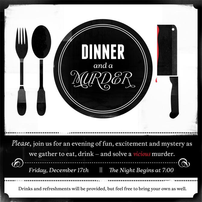 Dinner A Murder