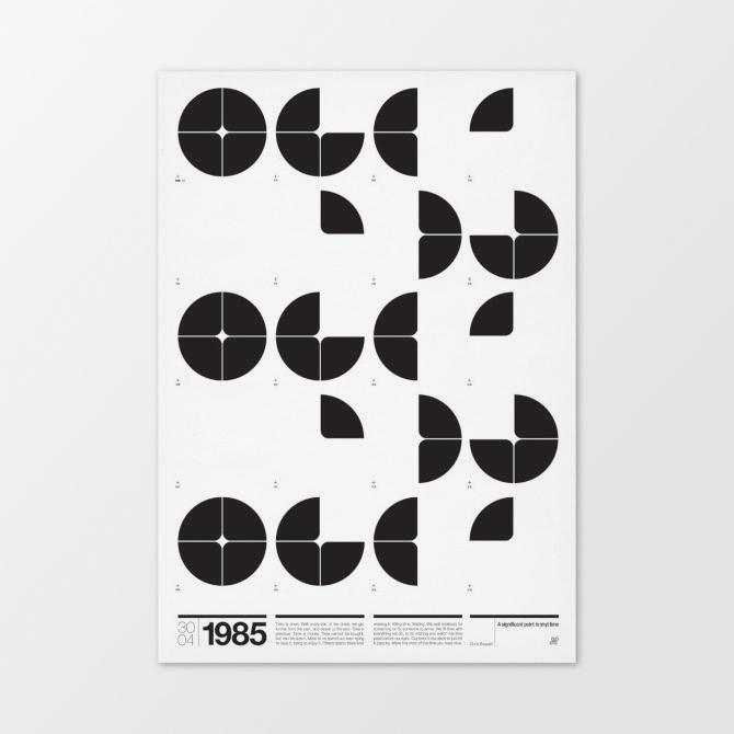 Time - Chris Bassett   Graphic Design
