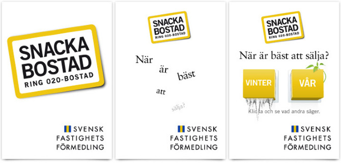 svensk bostad