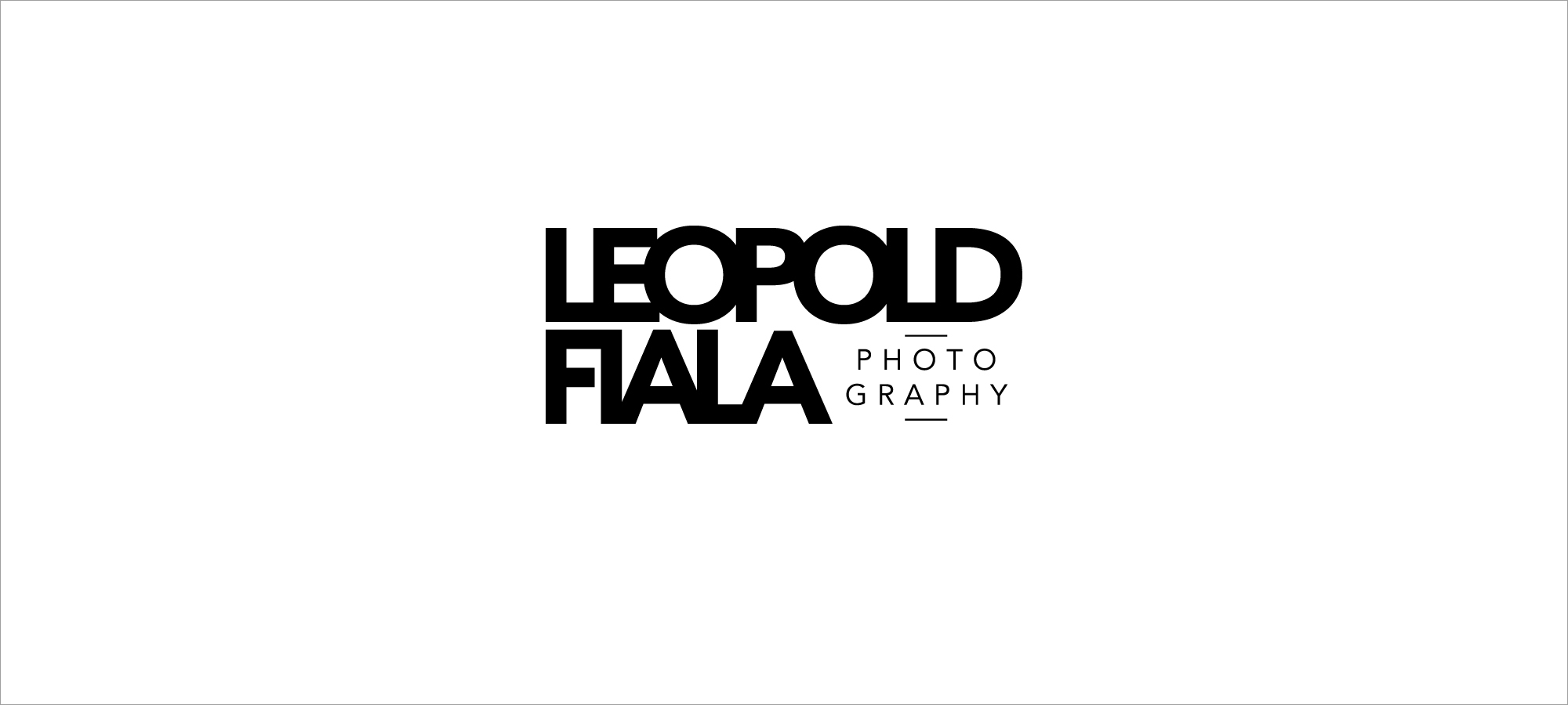 Leopold fiala photography chipsnchampagne instead of working with the ordinary arrangement of contact details for his business cards i created a pattern that derives from a fashion point of view magicingreecefo Images