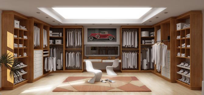 Vestidor lauan showcase of marcos campuzano for Disenos de armarios modernos