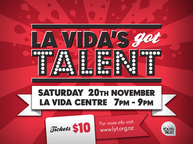 la vidas got talent decade design co