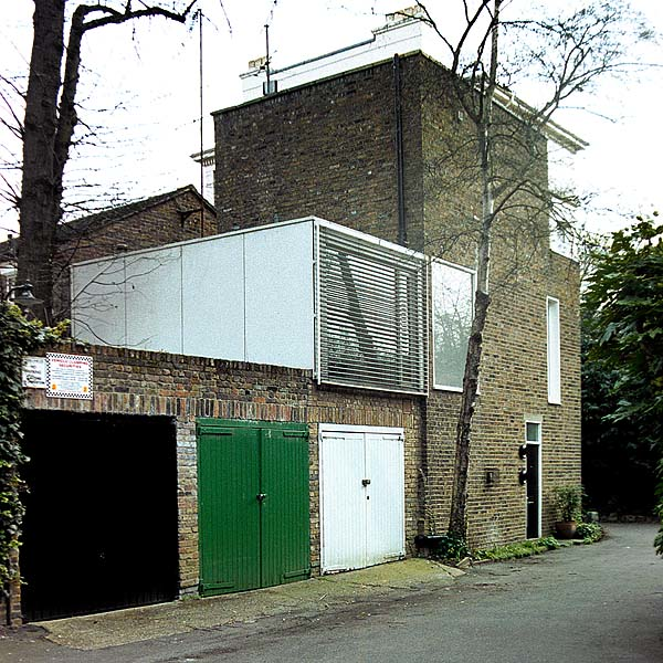 18 september 2011 m o o d for Modern architecture house london