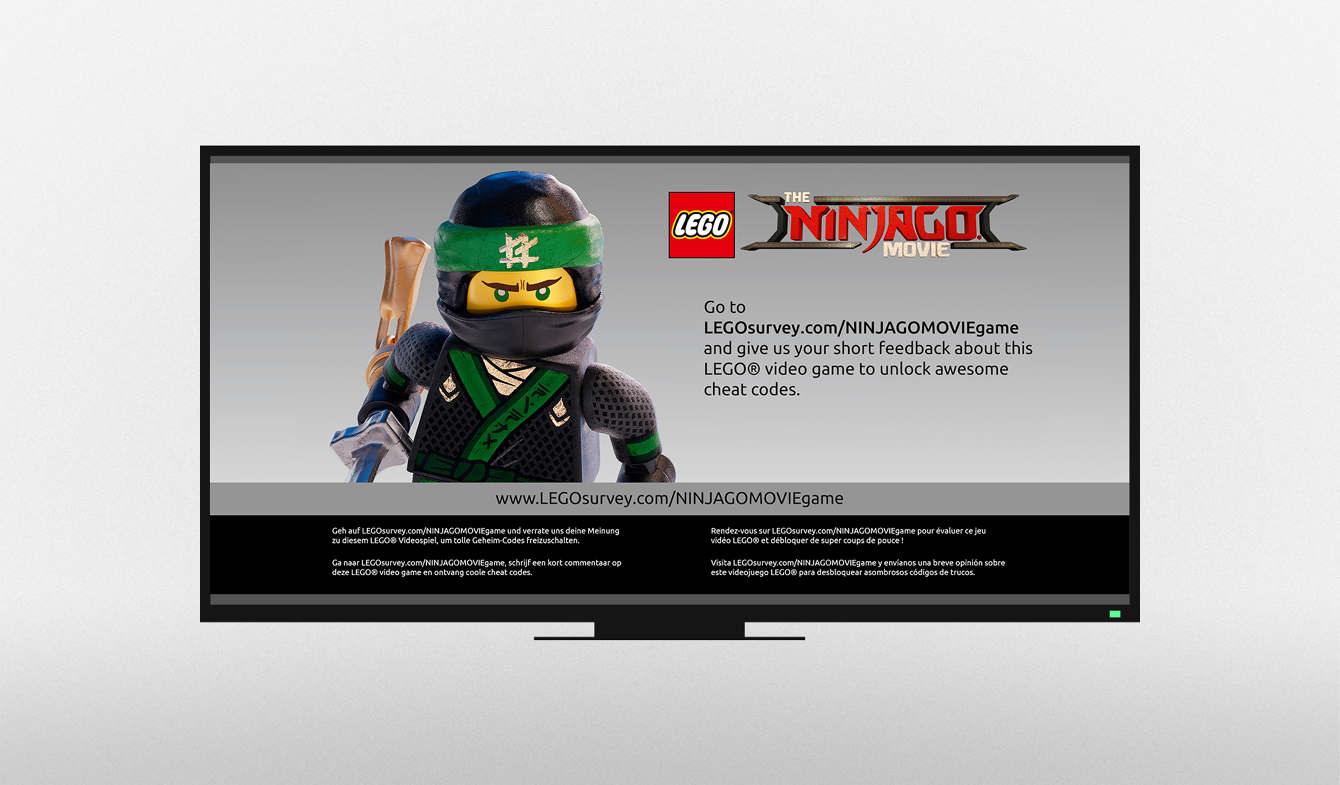 Lego Nps Survey Pages Mynameisbrand