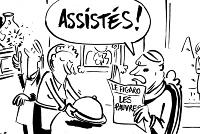 Salauds de chômeurs – 1000 feignasses de plus par jour!