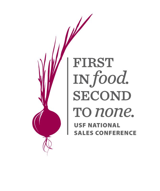 US Foods - National Sales Conference Identity - ++ narani kannan