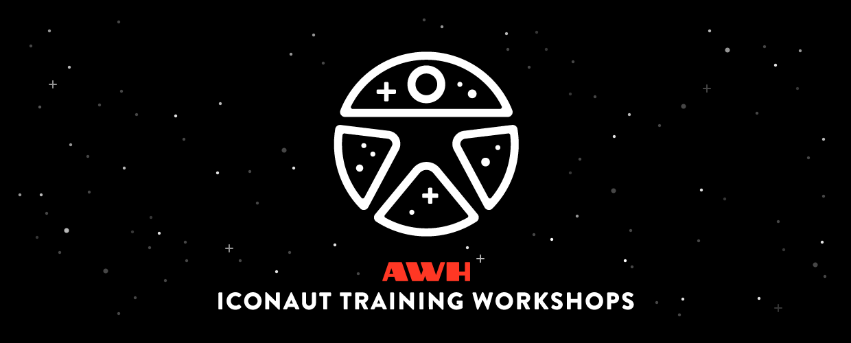 ICONAUT Workshops - Always With Honor / Graphic Design and