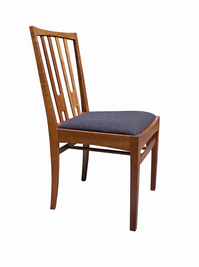 Wooden Chair Side. Wooden Chair Side C