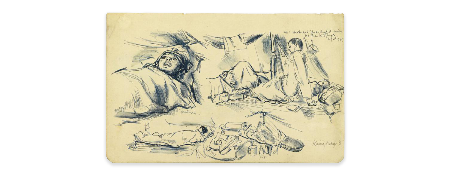 The War Drawings Of Ronald Searle Illustration Chronicles