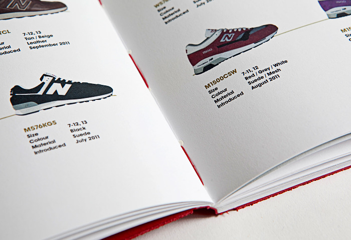 new balance catalogue