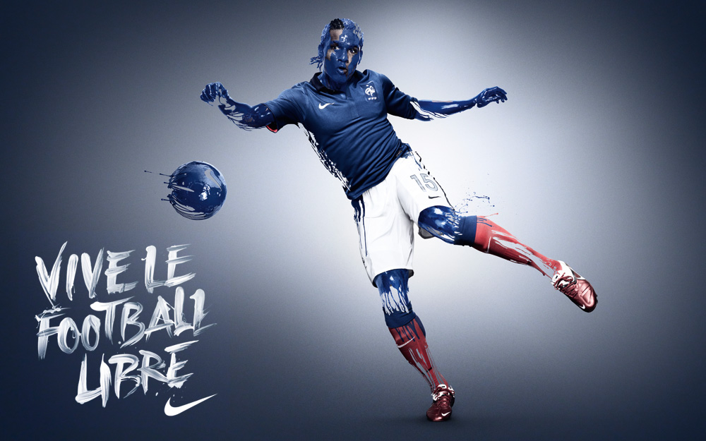 49c09f3c4 The French Football Federation joined Nike in 2011 and their first kit was  launched to mark the new chapter in French football. A new team, a new  coach and ...