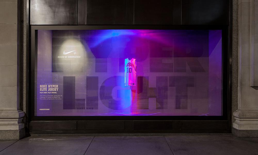 dd4d13a8b579 Nike+ House of Innovation at Selfridges — - colincornwell.com ...