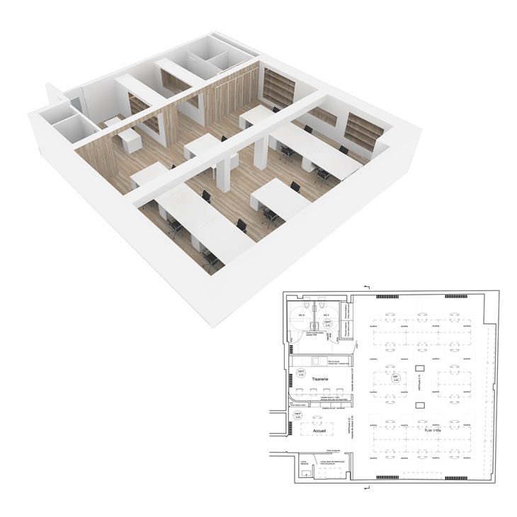 Surelevation actualites malbrand architectures - Bureau de change boulogne billancourt ...