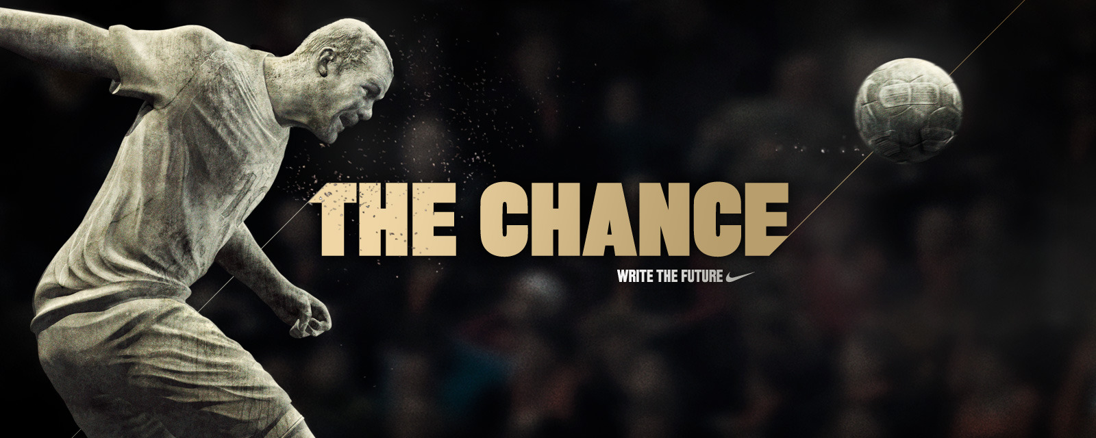 político Se infla boca  Nike The Chance - Gustav Arnetz — Art Director & Designer
