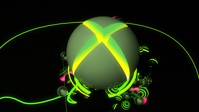 Xbox Abstract - Welcome to the studio of Aaron W. Bjork!