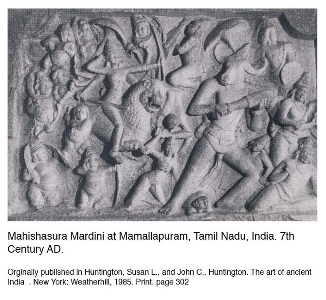 Mahisha Drawings - Gautam