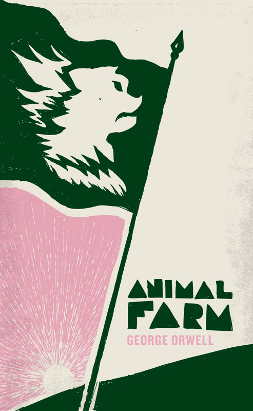 the use of language to create a propaganda in animal farm a novel by george orwell Animal farm, george orwell  animal farm, chapter 1: linking to ideology  the power of language (propaganda) corruption inequality stalin.