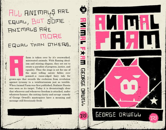 animal farm as a fable essay