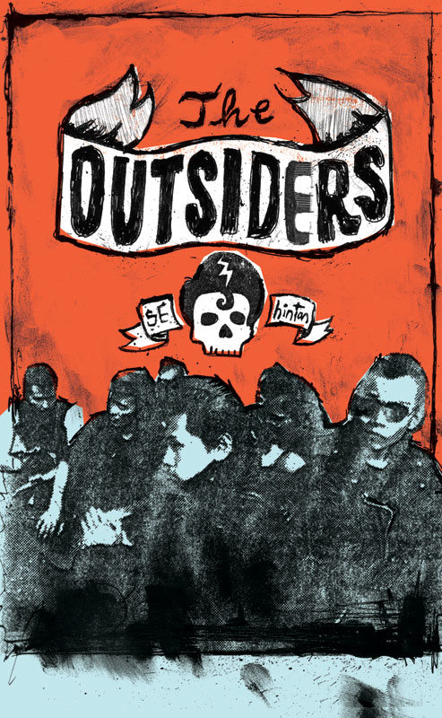 Book Cover Ideas For The Outsiders : Rest relax read series faceout books