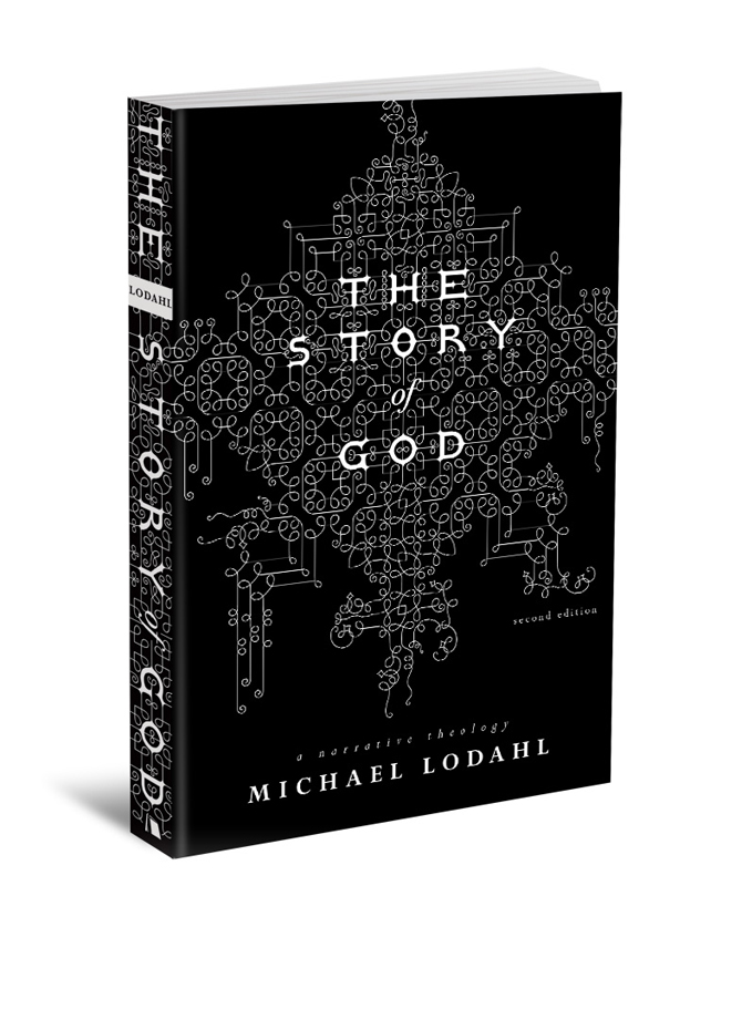 Typographic Book Cover History : The story of god faceout books