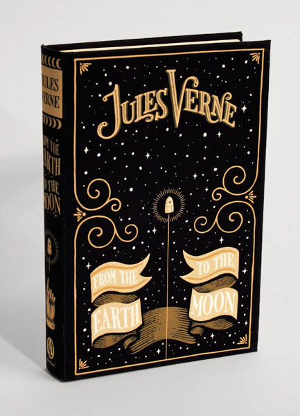 Book Cover Vintage Xda ~ Jules verne series faceout books
