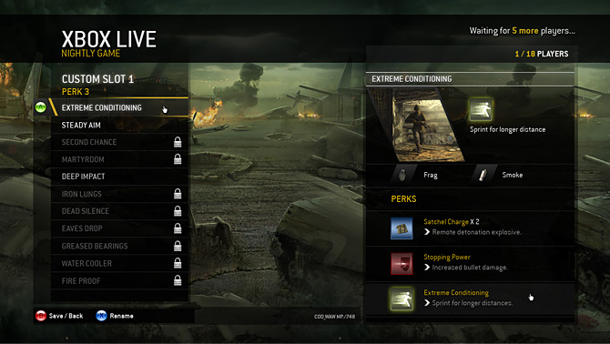 Call Of Duty Ui Confessions Of A Serial Stylist