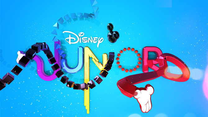 Disney Junior Bryan Lee Original Program