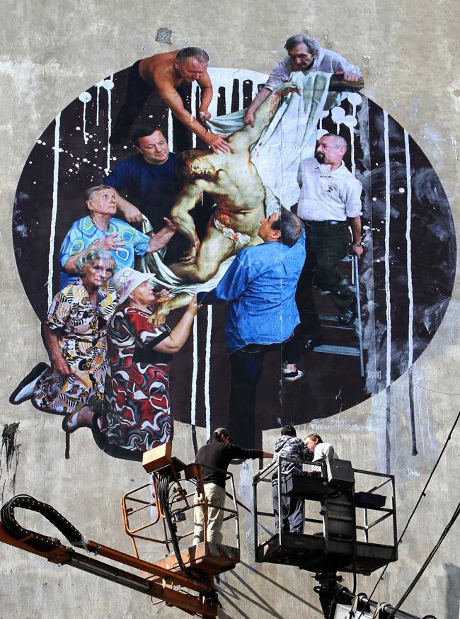 Yola Poland Unurth Street Art