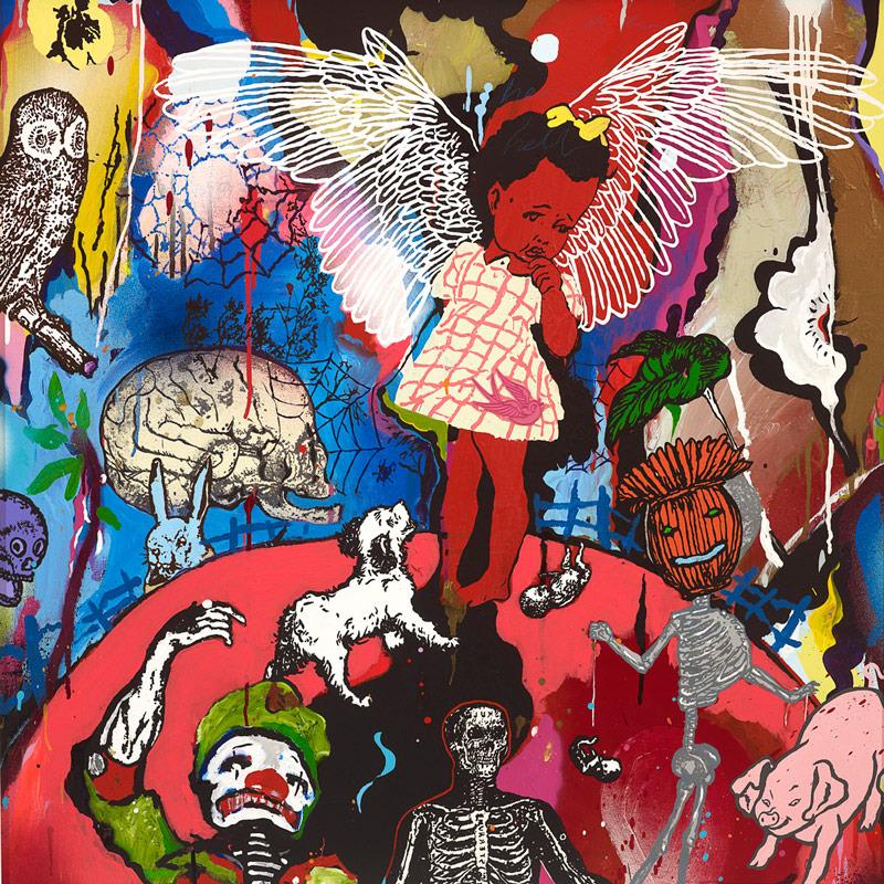 Dan Baldwin Print News Unurth Street Art