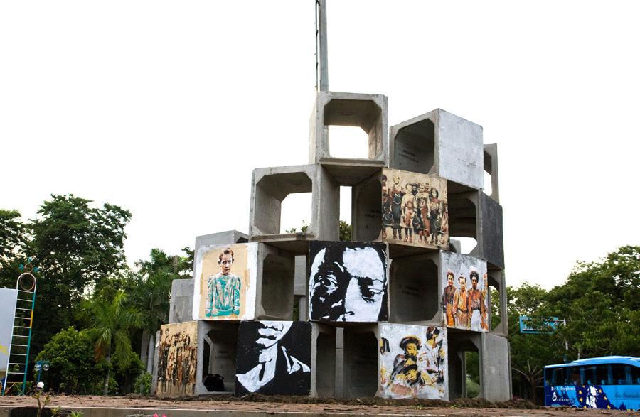 Btoy Jakarta Unurth Street Art