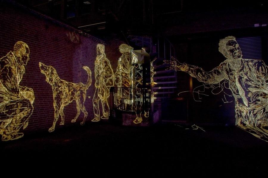 Armsrock Light Works Eindhoven