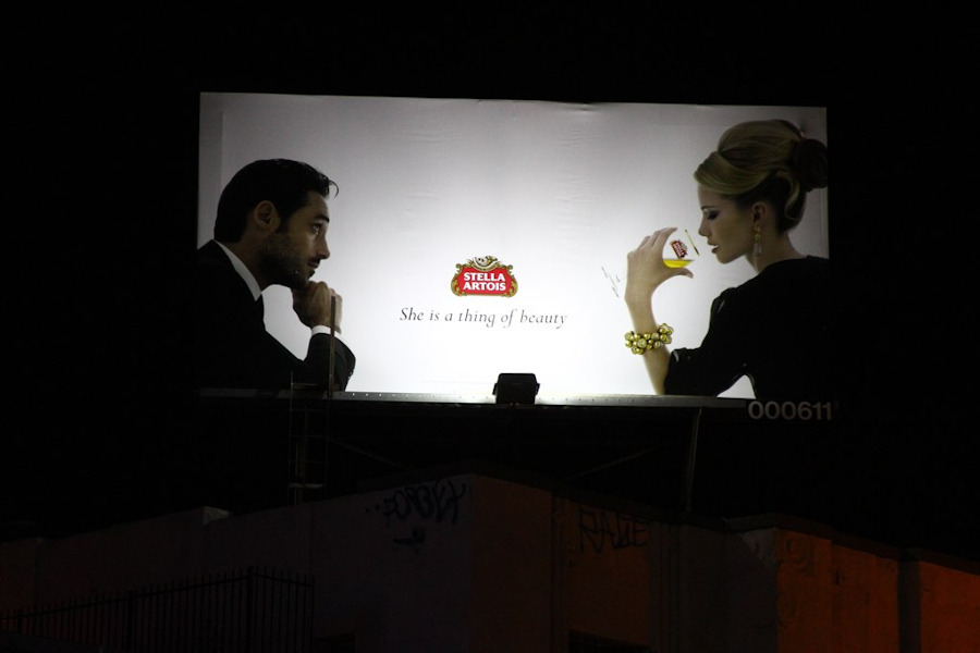 Desire Obtain Cherish Billboard