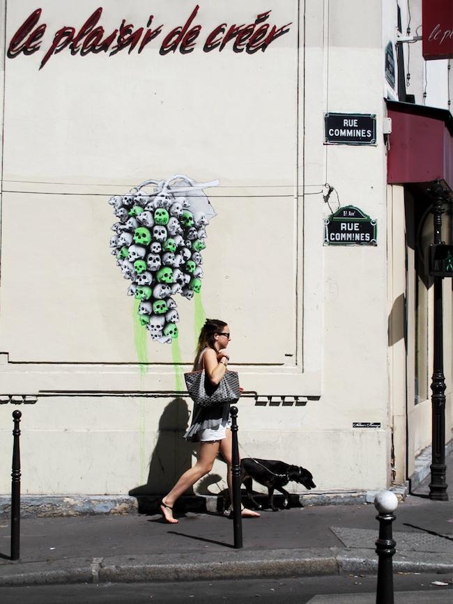 Husky Brown: Bleeps, ROA, Ludo, STREET ART; Paris, Athens, San ...