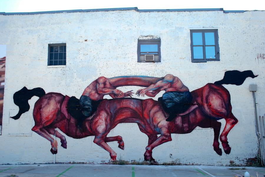 Jaz Living Walls Atlanta