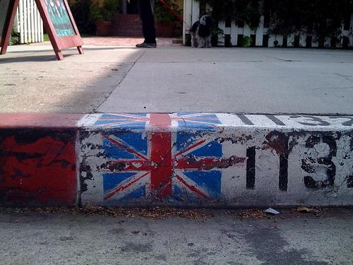 Fantastic Alternative Curbs Los Angeles Unurth Street Art Easy Diy Christmas Decorations Tissureus
