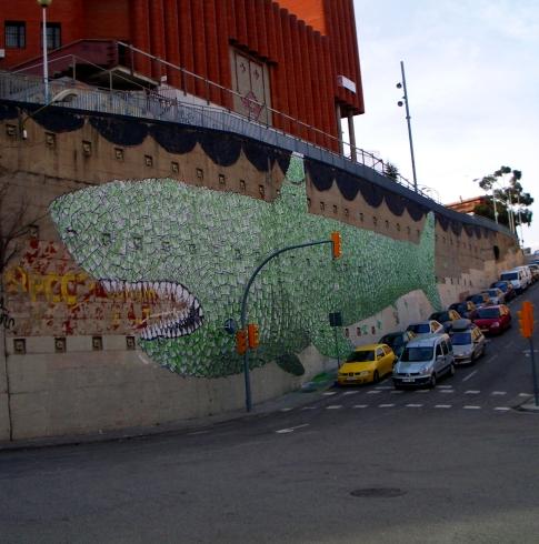 Blu money shark barcelona