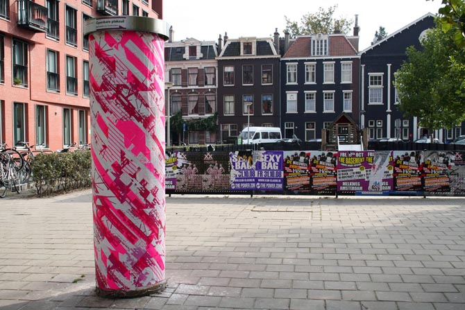 Graphic surgery amsterdam unurth street art for Design agencies amsterdam