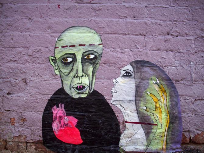 Cake Street Artist : Cake, NYC - unurth street art