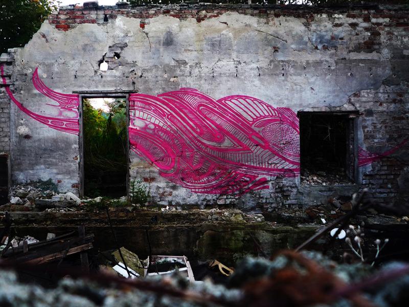 Autone Gdansk Poland Unurth Street Art