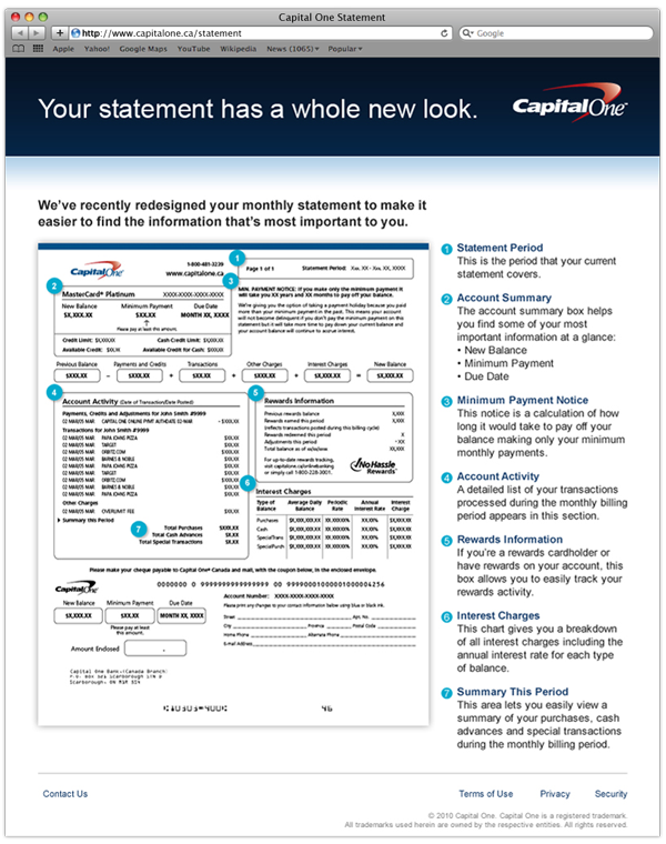 Capital One Canada - wademd - Personal network