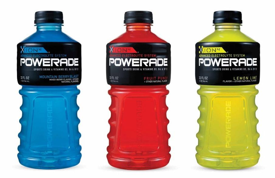 Powerade Vs Energy Drinks